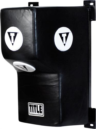 Title Title Wall Mount Heavy Bag